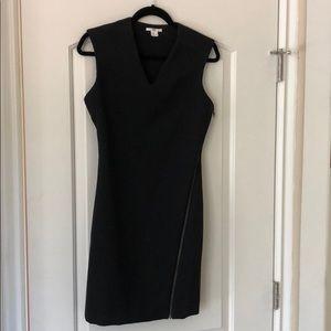Helmut Lang beautiful black dress